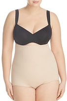 TC Fine Shapewear Wonderful Edge Full-Figure Hi-Waist Brief