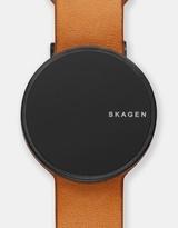 Skagen Allsund Activity Tracker Tan and Black