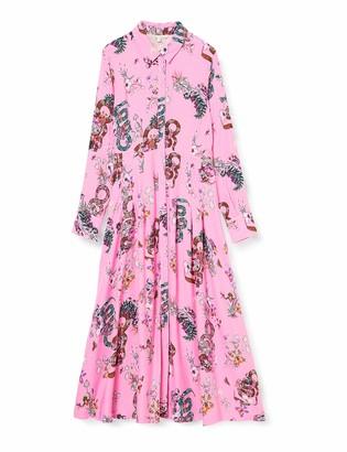 Tom Tailor Women's Maxi Hemd Dress