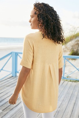 Touch of Cashmere Tee