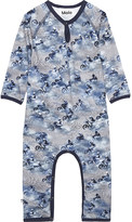 Molo Flemming cotton baby-grow 3-12 months