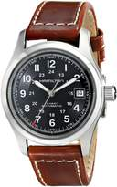 Hamilton Men's HML-H70455533 Khaki Field Dial Watch