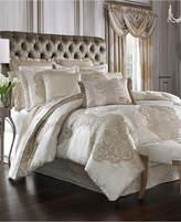J Queen New York La Scala California King 4-Pc. Comforter Set