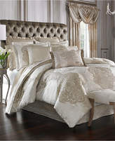 J Queen New York La Scala California King Comforter Set