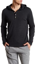 Surfside Supply Co. Solid Henley Hoodie