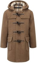 Montgomery of England Kids Classic Duffle Coat (Toggle Coat) in