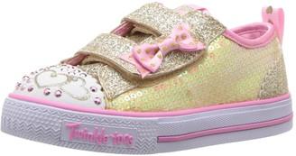 Skechers 10764N Baby Girls' Walking Trainers