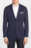 Vince Camuto Men's Slim Fit Stretch Knit Blazer