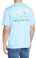 Vineyard Vines Men's Bermuda Whale Pocket T-Shirt