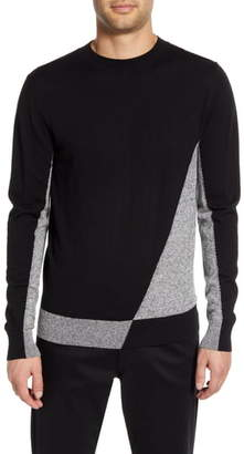 Karl Lagerfeld Paris Colorblock Sweater