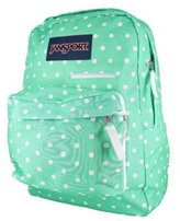 "JanSport Womens Digital Carry Mainstream Digibreak Backpack - / 16.7""H X 13""W X 8.5""D"