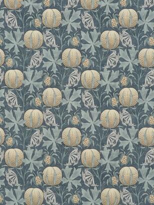GP & J Baker Pumpkins Furnishing Fabric