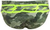 Klaus Camouflage Swim Briefs