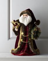 """Horchow """"Bordeaux"""" Santa, 18""""T"""