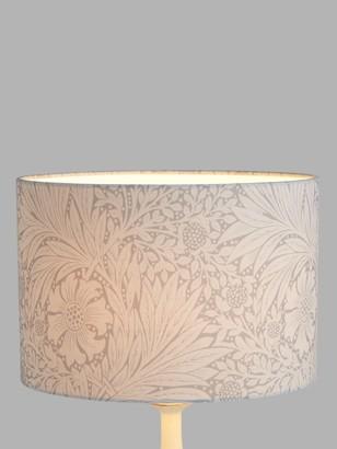 Morris & Co. Marigold Lampshade, Dove Grey