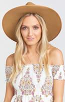 MUMU Lack of Color ~ Teak Rancher Hat ~ Light Brown
