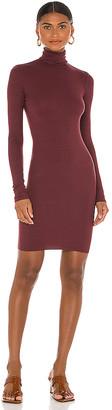 Enza Costa X REVOLVE Turtleneck Mini Dress