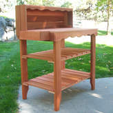 WoodCountry Deluxe Potting Bench