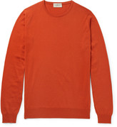 John Smedley - Hatfield Sea Island Cotton Sweater