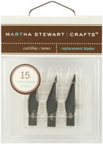 Martha Stewart M281021 Craft Knife Refill Blades 15/pkg-for M281019