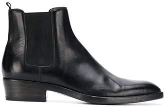 Buttero low heel Chelsea boots
