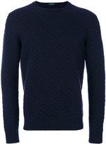 Zanone knitted top