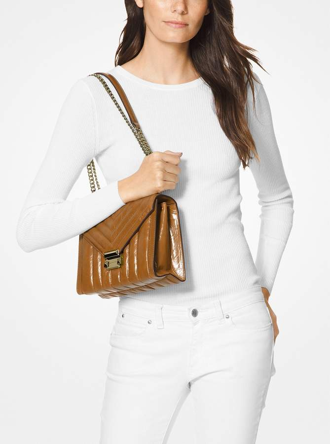 808809a32f7e Quilted Michael Kors Handbags - ShopStyle