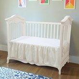 TillYou 100% Cotton Sateen Crib Skirt