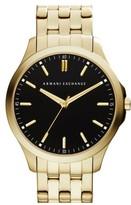 Armani Exchange Men's Round Bracelet Watch, 45Mm
