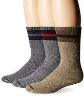 Wigwam Men's American Wool Boot Sock(Pack of 3)
