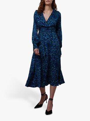 Winser London Rose Wrap Dress