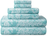 JCP HOME JCPenney HomeTM Savannah 6-pc. Towel Set