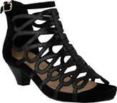 Azura Women's Lydney Caged Sandal