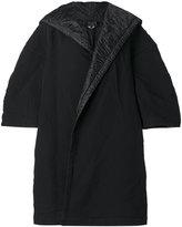 Comme des Garcons structured sleeve coat