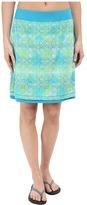 Exofficio WanderluxTM Reversible Print Skirt