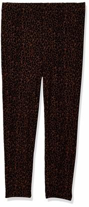 Forever 21 Women's Plus Size Leopard Print Leggings