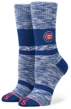 Stance Women's Chicago Cubs Classic Crew Socks