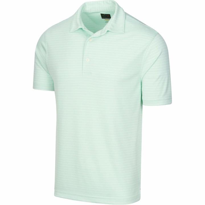 Thumbnail for your product : Greg Norman Men's Protek Micro Stripe Polo Short Sleeve