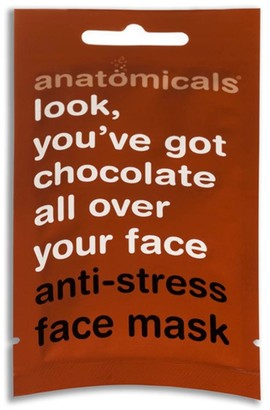 Anatomicals Look, You've Got Chocolate All Over Your Face Anti-Stress Mask