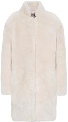 Yves Salomon Exclusive to Mytheresa Meteo shearling coat