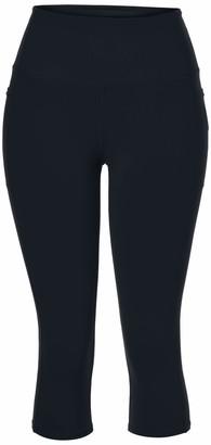 Skechers Women's Walk Go Flex High Waisted Capri Yoga Leggings