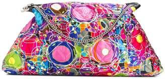 Chanel Pre-Owned printed shoulder bag