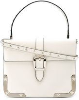 RED Valentino buckled shoulder bag - women - Calf Leather - One Size