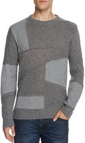 Diesel K-Imonia Patchwork Sweater