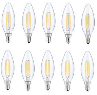 Elegant Lighting 6W E12 Dimmable LED Candle Light Bulb Elegant Lighting