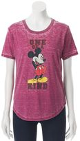 "Disney Disney's Mickey Mouse Juniors' ""One Of A Kind"" Graphic Tee"
