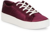 Tretorn Satin Lace-Up Sneaker