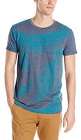 Sovereign Code Men's Solid Allover Floral T-Shirt