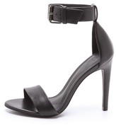 Tibi Amber Ankle Strap Sandals
