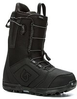 Burton 2017 Moto Black Size 7.5 Mens Snowboard Boots